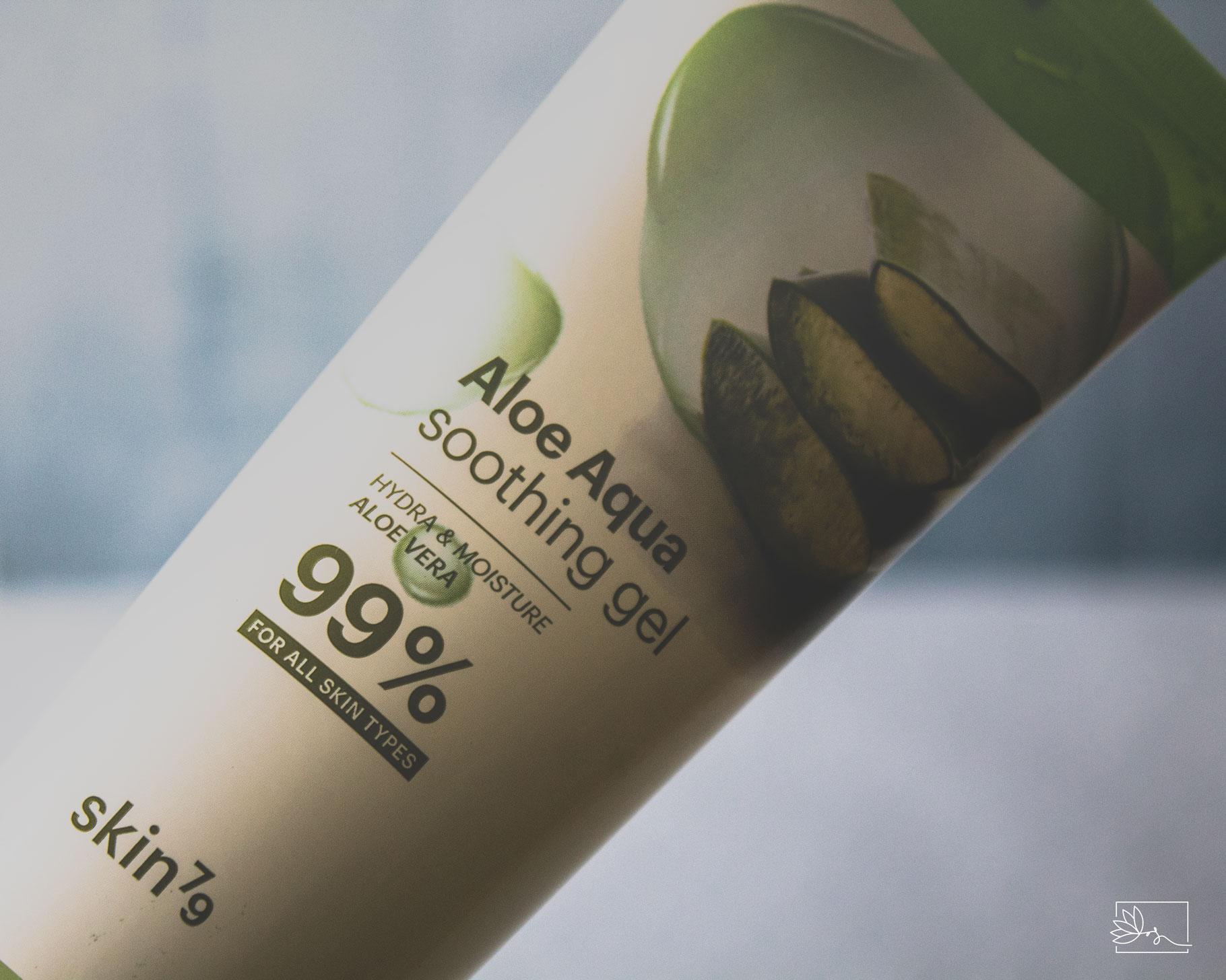 Żel aloesowy Aloe Aqua Skin79