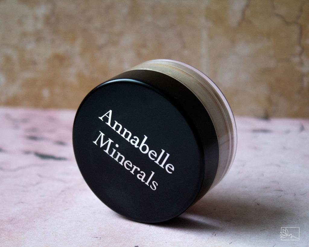 Annabelle Minerals mineralny podkład kryjący