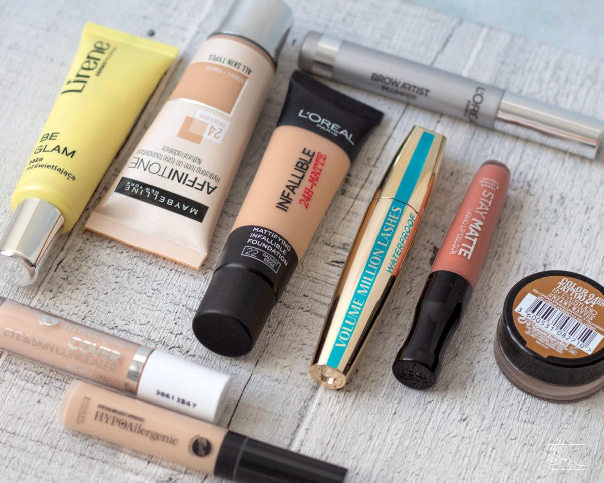 Kosmetyki drogeryjne warte uwagi – promocja Rossmann