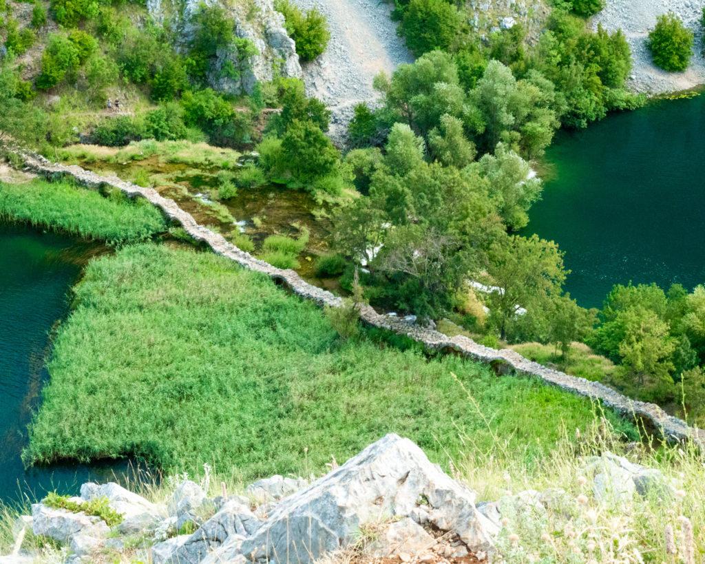 Kudin Most na Krupi Chorwacja