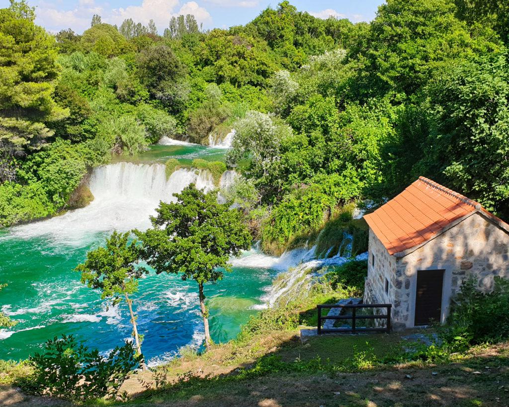 Park Narodowy Krka Chorwacja