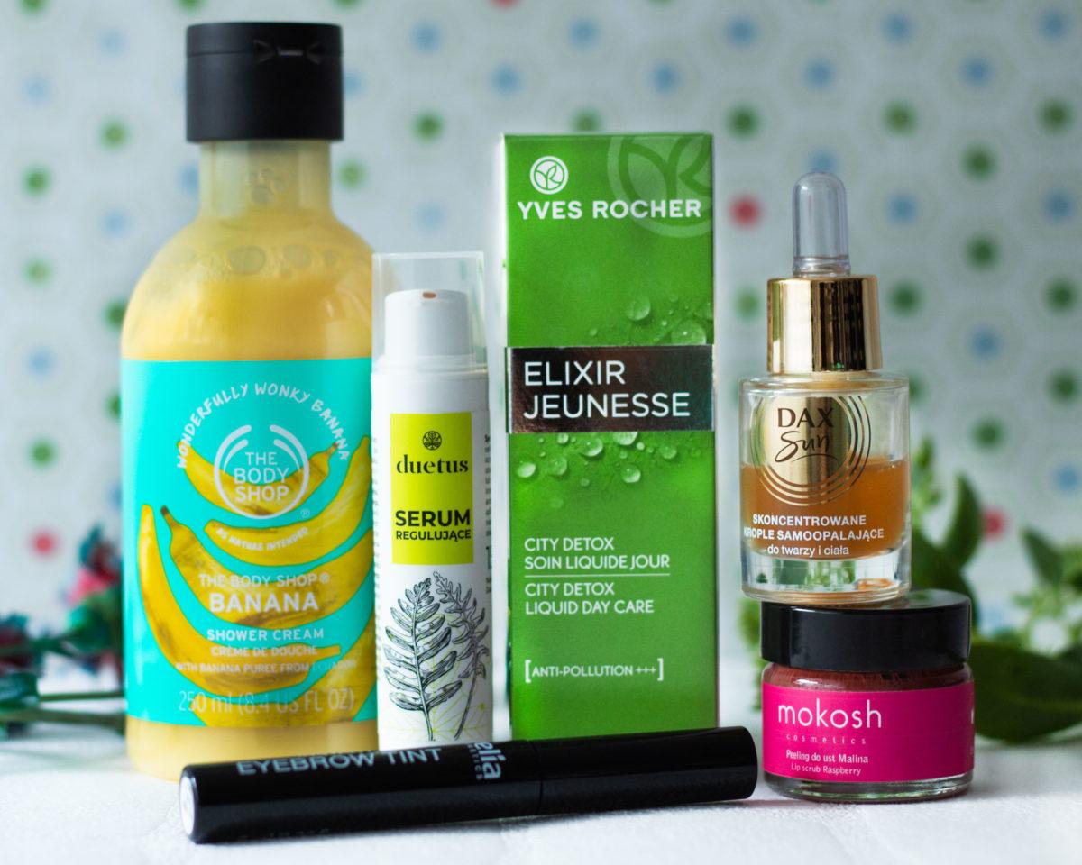 Recenzja kosmetyczna – pielęgnacja
