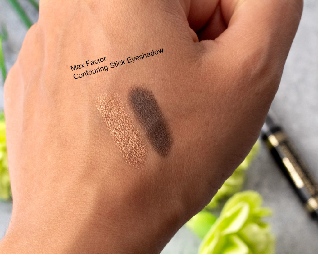 Max Factor Contouring Stick Eyeshadow swatch