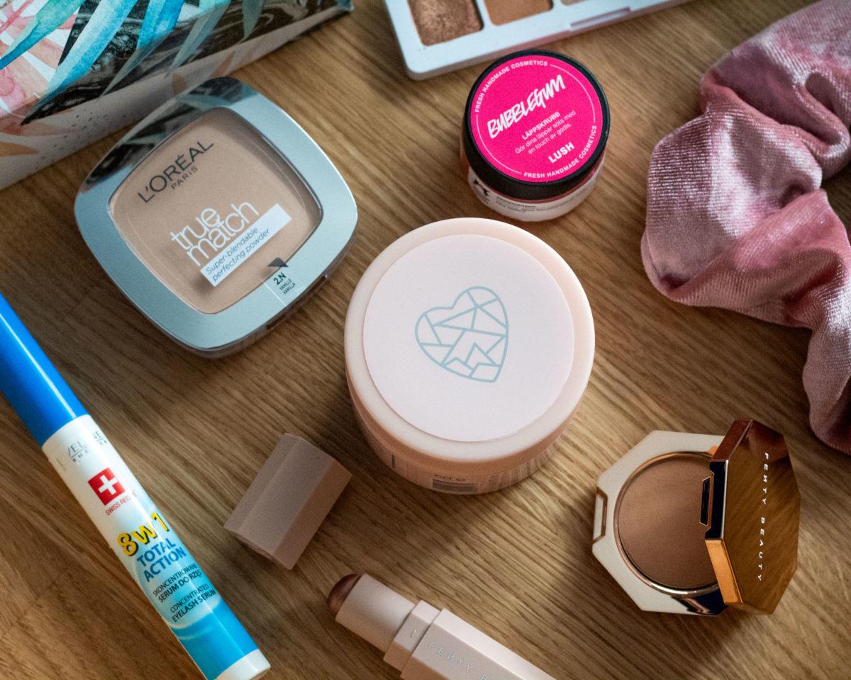 Ulubione kosmetyki ostatnich miesięcy