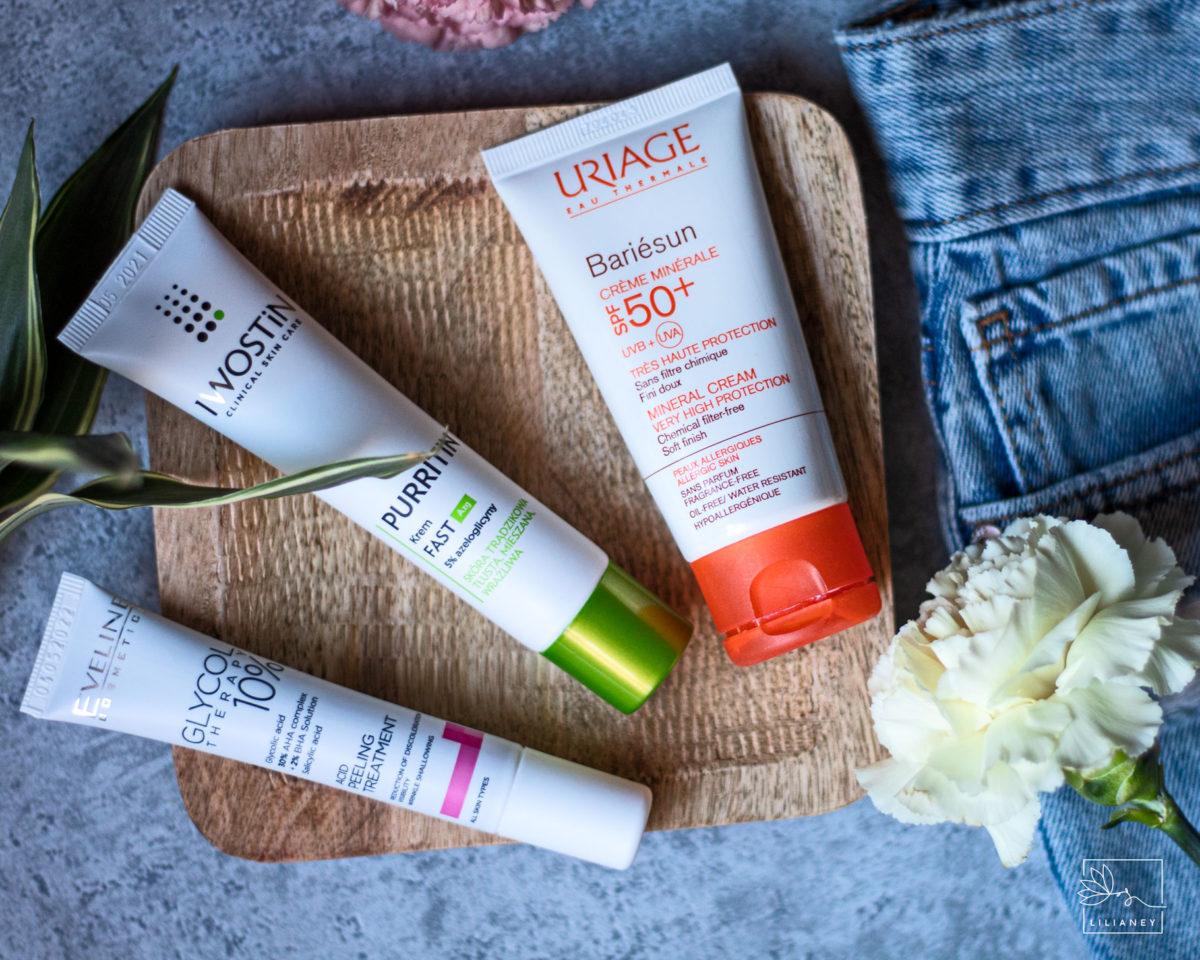 Pielęgnacja skóry to nie wszystko