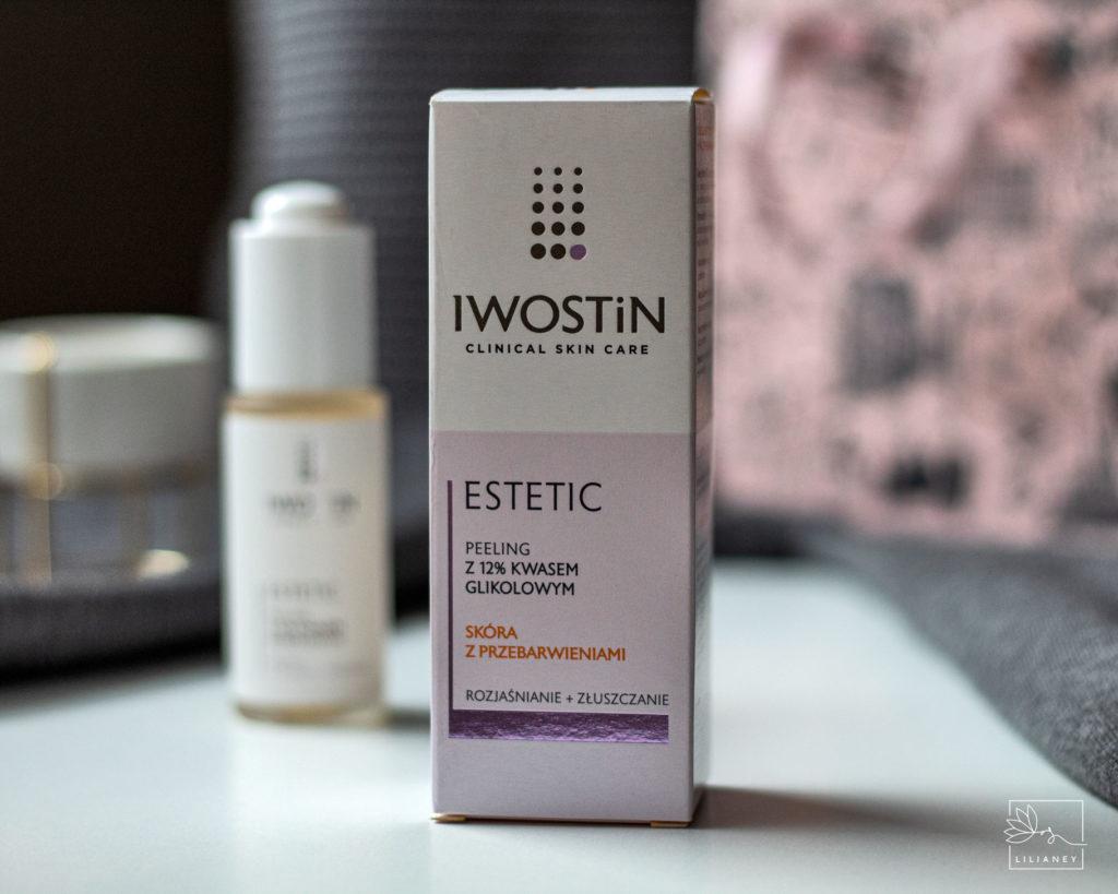 Peeling kwasowy Iwostin Estetic